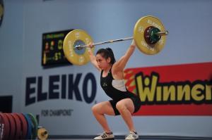 Alexandria Craig European Championships 2014